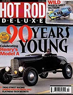 Hot Rod Deluxe Magazine July 2019