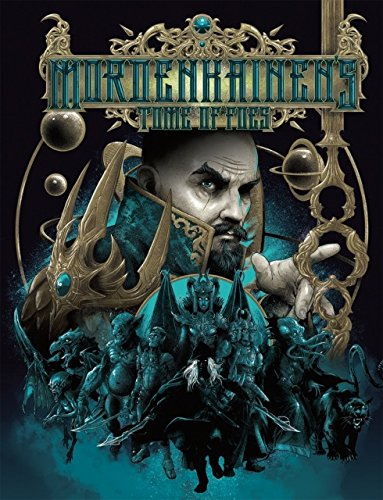 Wizards of the Coast Dungeons & Dragons RPG - Mordenkainen's Tome of Foes (Limited Edition) - English