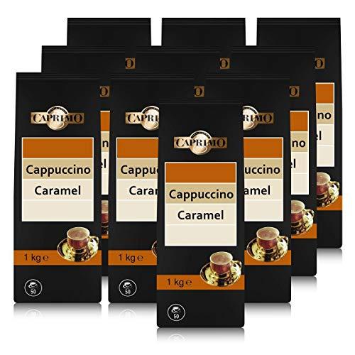 Caprimo Cappuccino Cafe Caramel 10 x 1Kg