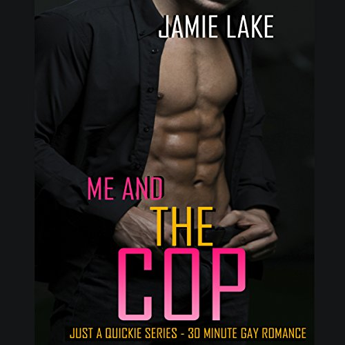Me & the Cop audiobook cover art