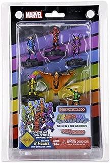 Wizkids CMG  Marvel HeroClix Mercs 4 Money Fast Forces Pack
