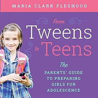 From Tweens to Teens audiobook cover art