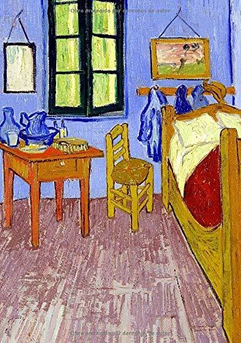 Libretas Van Gogh: Libreta Dina 5, Libreta Rayada, Libreta Rayada A5, Blogs y Cuadernos de Notas - Libreta Van Gogh #1 - Tamaño: A5 (14.8 x 21 cm) - ... pequeña,libretas bonitas,notizbuch,libreta)