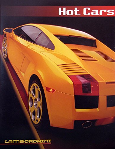 2004-2006 Hot Cars pictorial booklet