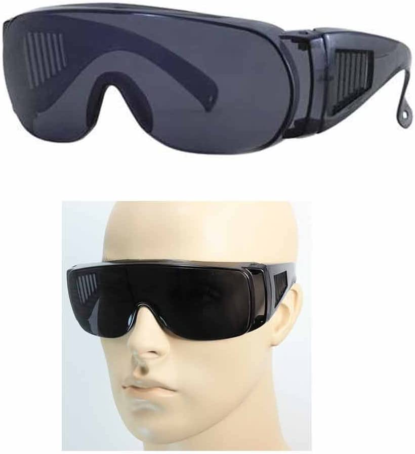 1 Pc Large Fit Max 40% OFF Over Sunglasses Protecti UV All Safety Don't miss the campaign Lens Cover