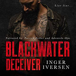Blackwater Deceiver: Maxine and Blu audiobook cover art
