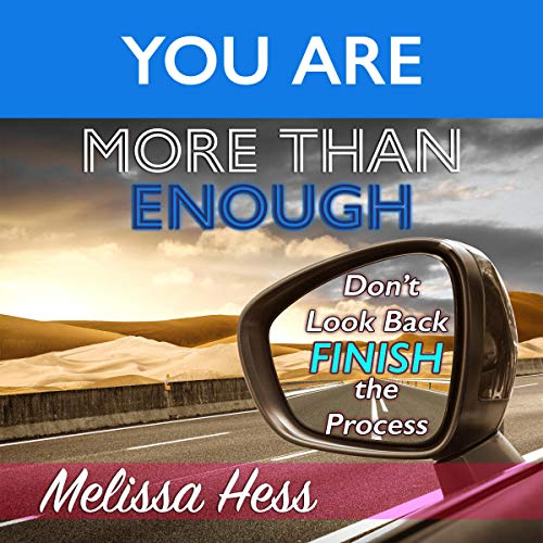 You Are More Than Enough audiobook cover art