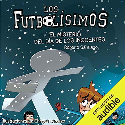 Diseño de la portada del título El Misterio Del Dia De Los Inocentes
