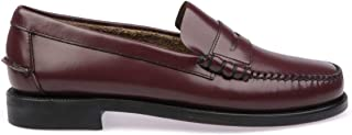 Luxury Fashion | Sebago Men 7000300A21 Brown Leather Loafers | Spring-summer 20