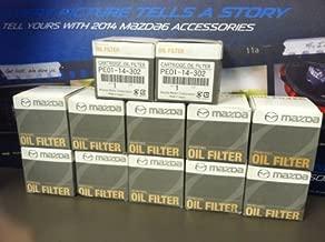 12PK MAZDA OEM SKYACTIV OIL FILTERS - NEW