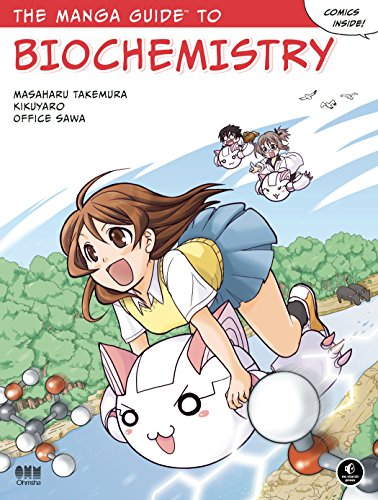 The Manga Guide to Biochemistry