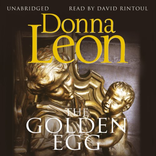 The Golden Egg cover art