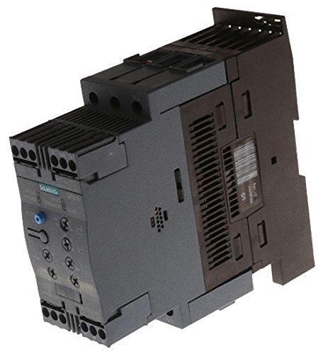 Siemens 3RW4036-1BB04 Sanftstarter SIRIUS – 400 V AC/DC 22 kW Starter 45 A Schraubklemmen