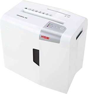 HSM shredstar X5 Cross Cut Shredder