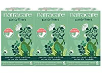 Natracare - Curved Panty Liners - Organic 30 x 3 packs