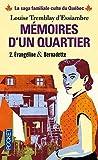 Mémoires d'un quartier de Louise TREMBLAY d'ESSIAMBRE (17 mars 2015) Poche - 17/03/2015