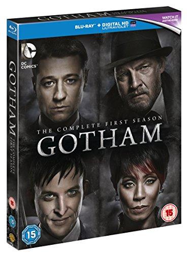 Gotham Season 1 [Edizione: Regno Unito] [Reino Unido] [Blu-ray]