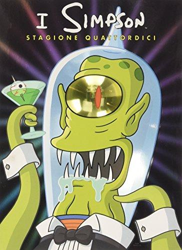 I Simpson - Stagione 14 (4 Dvd)