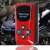 pnxq88 Control Remoto Útil Durable Direct Fit Car Universal LCD Display Square Mini Switch Portátil Práctico Air Parking Heater Auto