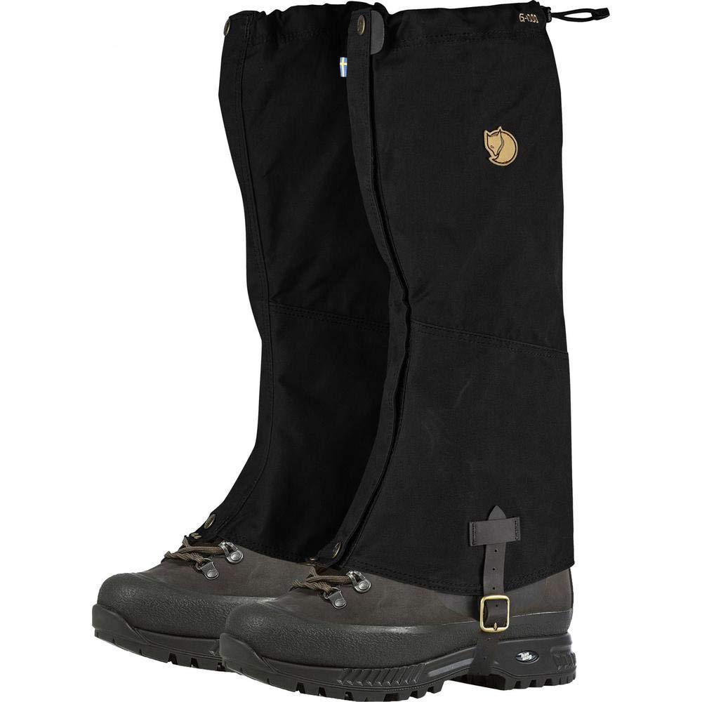 Fjällräven Singi Gaiters Accessories, Black, S/M