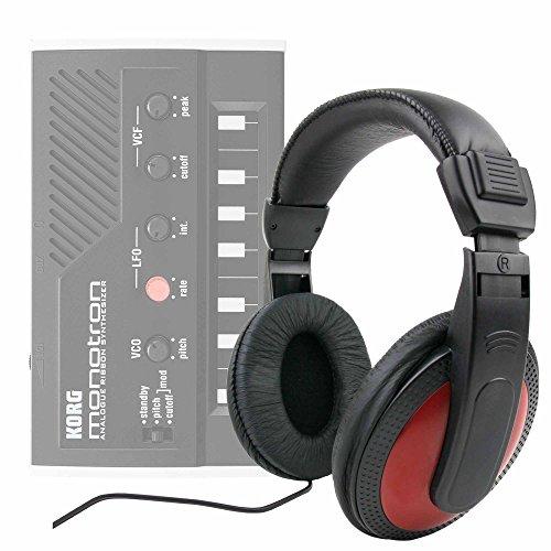 DURAGADGET Auriculares De Diadema para Sintetizador Korg