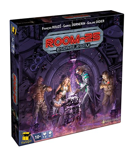 Asmodee Italia 8343 - Room 25 - Escape Room