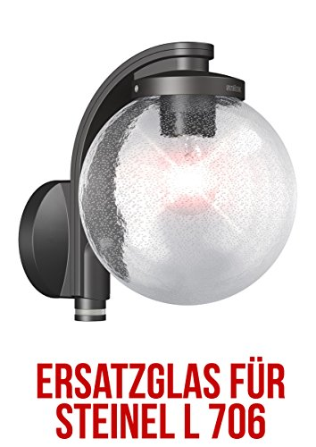 Steinel Ersatzglas für Leuchte L 706 S 003548