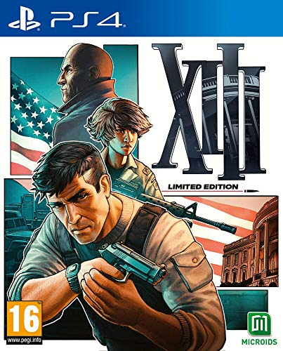 Xiii - Limited - PlayStation 4