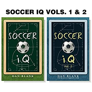 Soccer iQ (2 Book Series) audiobook cover art