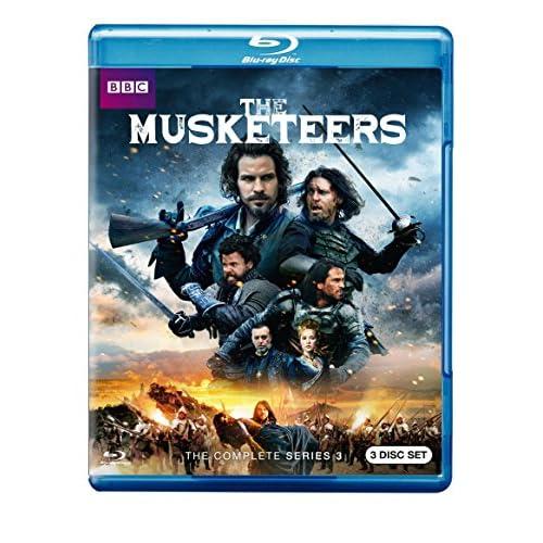 Musketeers: Season 3 [Edizione: Stati Uniti]