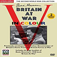 Rosie Newman's Britain at War in Colour [DVD] [Import]
