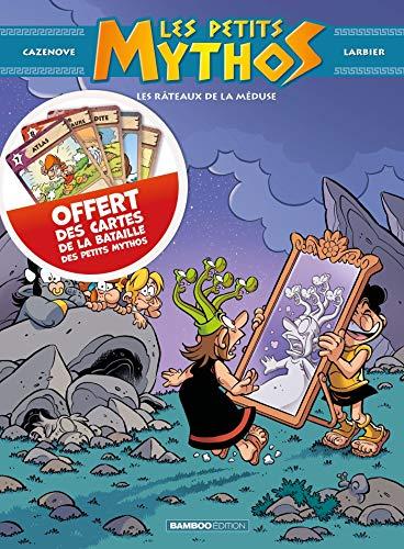 Les Petits Mythos - tome 09 + jeu de cartes offert: Les râteaux de la méduse