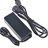 PK Power AC Adapter Cord for HP Pavilion 27XW 27' IPS LED Backlit LCD Monitor J7Y63AA#ABA