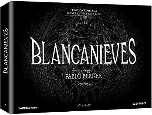 Blancanieves (BD + DVD + B.S.O. Y Libro) [Blu-ray]