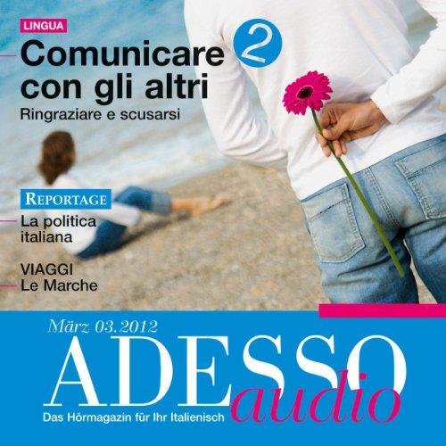 ADESSO Audio - Conversazione. 3/2012 audiobook cover art