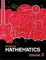 Prentice Hall Mathematics, Course 3