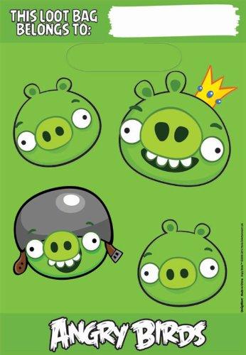 Angry Birds 8 Sac cadeau