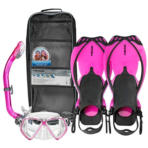 snorkel set for 3 year old