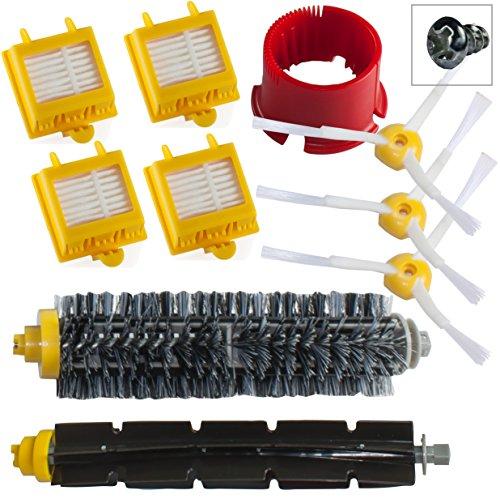 Kit di ricambi sostituzione per iRobot Roomba Serie 700 Kit di Pulizia con Spazzole e Filtri per 760 770 780 790 venduto da SchwabMarken