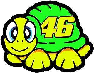 Valentino Rossi adhesivo tortuga 2012 vinilo 10cm x1