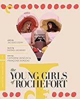 Criterion Collection: the Young Girls of Rochefort [Blu-ray] [Import]