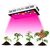 Olafus 300W LED Plant Grow Light, Full Spectrum LED Grow Lamp with...