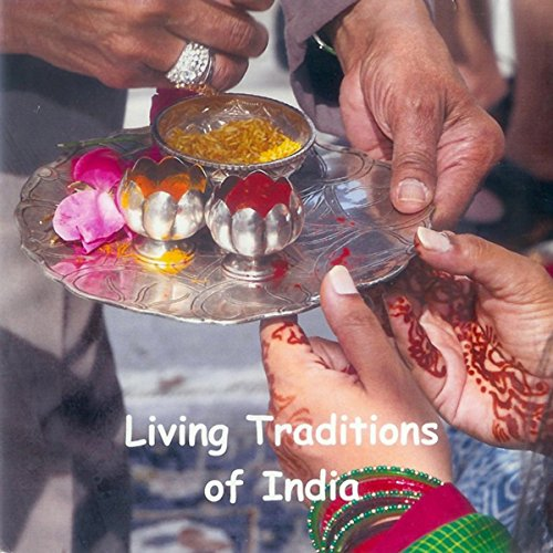 Living Traditions of India cover art