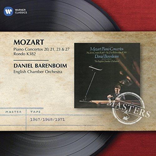 Daniel Barenboim - Mozart. Piano Concertos 20, 21