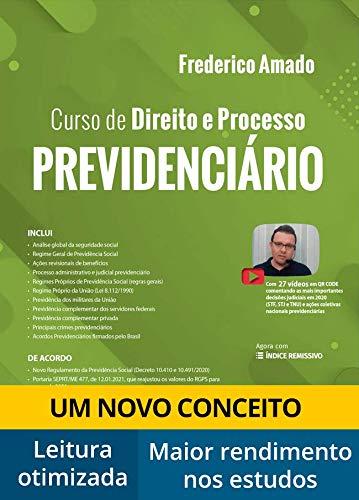 Curso de Direito e Processo Previdenciario (2021)