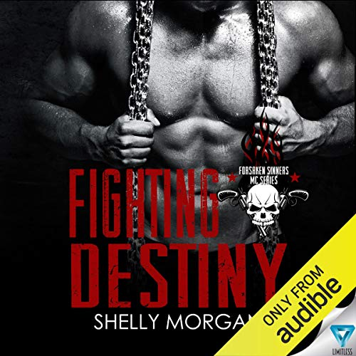 Fighting Destiny audiobook cover art