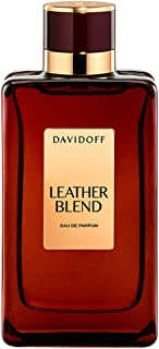Davidoff Perfume - Leather Blend by Davidoff for Unisex - Eau de Parfum, 100ml