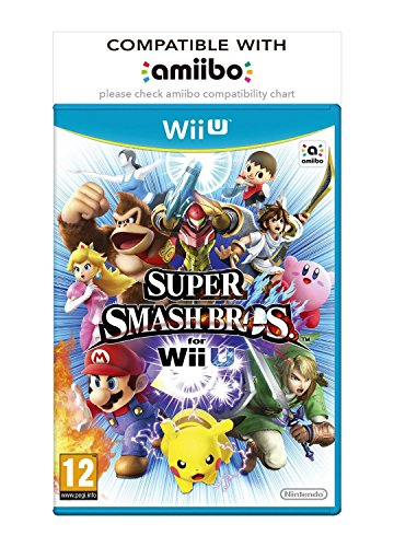 Super Smash Bros Wii U (Nintendo Wii U)