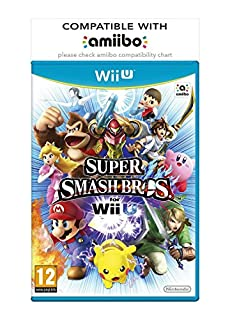 Super Smash Bros (Wii U) (B00B8QDNV8) | Amazon price tracker / tracking, Amazon price history charts, Amazon price watches, Amazon price drop alerts