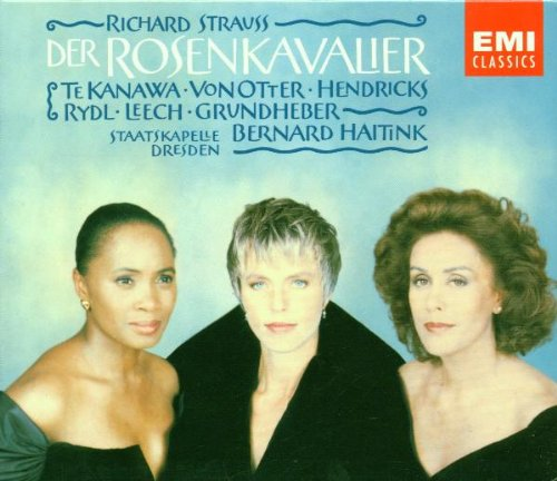 Strauss: Rosenkavalier (Gesamtaufnahme).